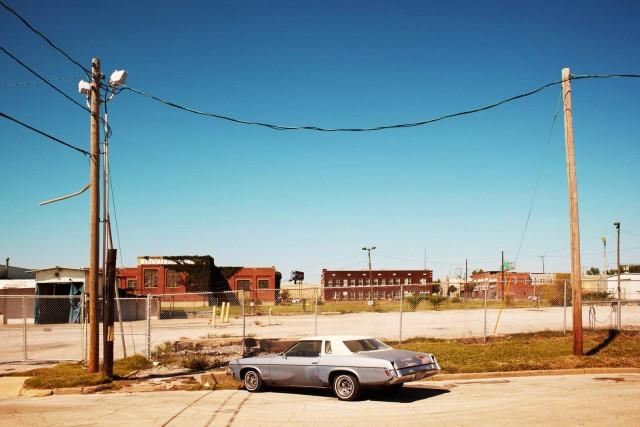 Tulsa Oklahoma I Landscape